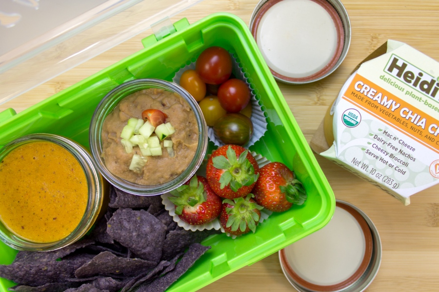 Creamy Nacho Lunch Box