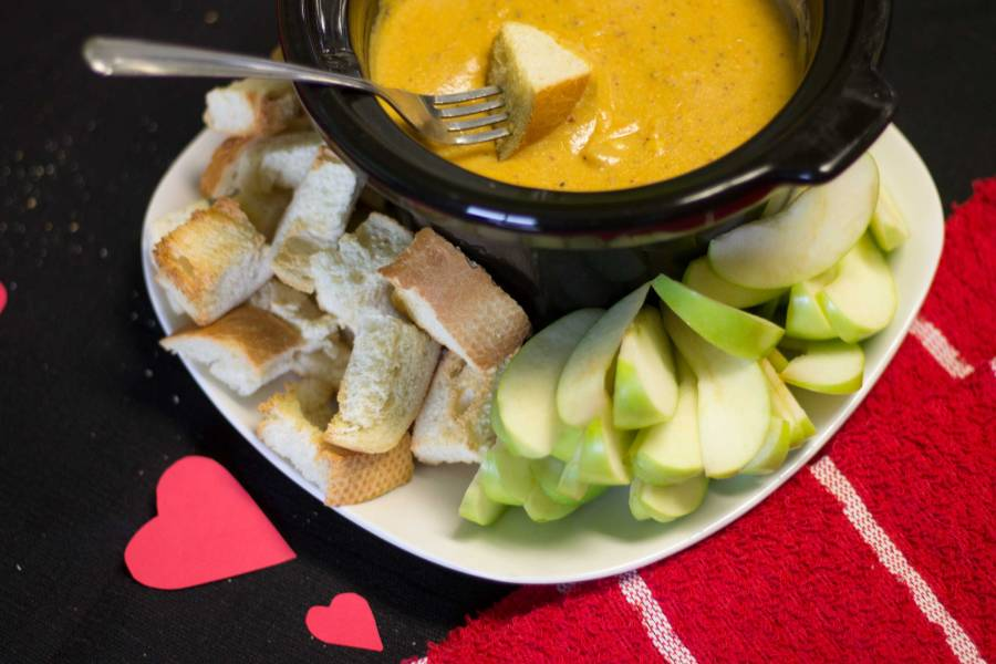 Quick and Easy Fondue